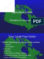 Agriculture Union