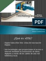 Tecnologías xDsl.pdf