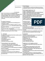 Operatin Management note