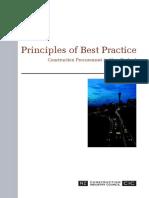 Civil best practice