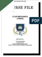 Course File FM