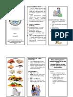 142826760 Leaflet Nutrisi Post Op