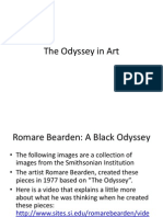 the odyssey in art