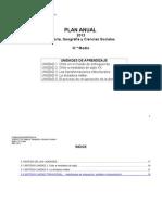 Plan anual IIIº medio 2013