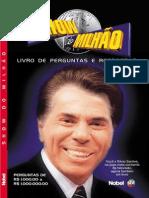SHOW DO MILHÃO - LIVRO DE PERGUNTAS E RESPOSTAS