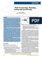 Horizontal Well Geosteering Planning, Monitoring and Geosteering