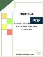 Proposal Ujian Sekolah Sd