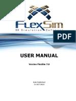 FlexSim 7.0.0 Manual
