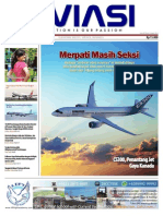 Tabloid Aviasi Edisi Maret 2014
