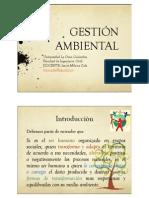 Gestión ambiental 1-2