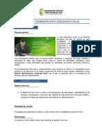 Gestion Administrativa Utilizando Excel