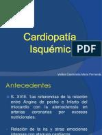 Cardiopatía Isquémica