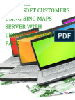Microsoft Customers using Bing Maps Server with Enhanced Content Pack - Sales Intelligence™ Report