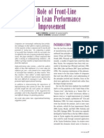 Lean Performance