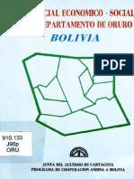 Provincias Oruro Suelos