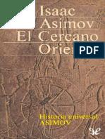 Isaac Asimov - El Cercano Oriente