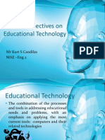 a  perspectives of educatioinal technology