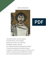 Poema de Belisario