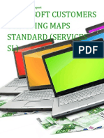 Microsoft Customers using Bing Maps Standard (Services SL) - Sales Intelligence™ Report