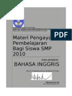 Bahasa Inggris Paket 123