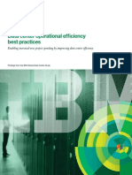 Ibm Data Center Study