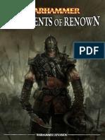Regiments of Renown 2.0 ITA Regole