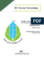 63 IGBC Green Townships - Pilot, Nov 2010