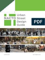 2012 Nacto Urban Street Design Guide