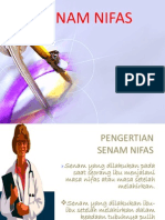 POWERPOINT Senam Nifas