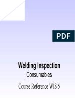 WIS5 Consumables