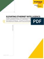 TURCK Ethernet Protocols White-Paper