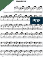 Bach Prelude No.1