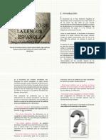 diccionario de la lengua espaola