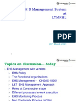E H S Management System