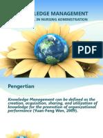 Knowledge Manajemen