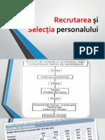 Recrutarea Si Selectia Personaluluipdf