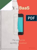 Kinvey Diy vs Baas Enterprise Mobility