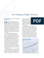 Asian Development Bank- The Challenge of Higher Oil Prices
