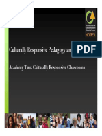 Culturally Responsive Pedagogy and Practice Module Academy 2 Slides Ver 1.0 FINAL Kak