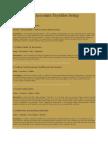 Payables Setups Oracle R12