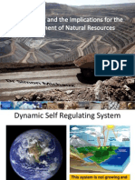 Peak Mining and the Implications for the Management of Natural Resources