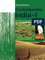 Geography IX Contemporary India-I @Folder4ias