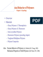 mechanical of polymers