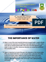 122743802 Water Pollution