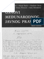 Osnovi Medjunarodnog Javnog Prava (v.dimitrijevic,O.racic,V.djeric)