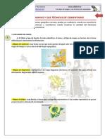 1. Guía Tipos de mapas geográficos