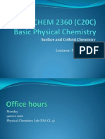 CHEM 2360 C20C Basic Physical Chemistry Lectures 1 (1)