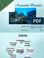 Resursele Oceanului Planetar