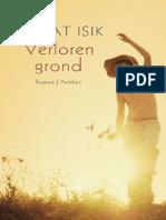 Verloren Grond - Isik, Murat