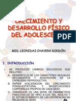 6°+CLASE+-+CRECIMIENTO+Y+DESARROLLO+DEL+ADOLESCENTE